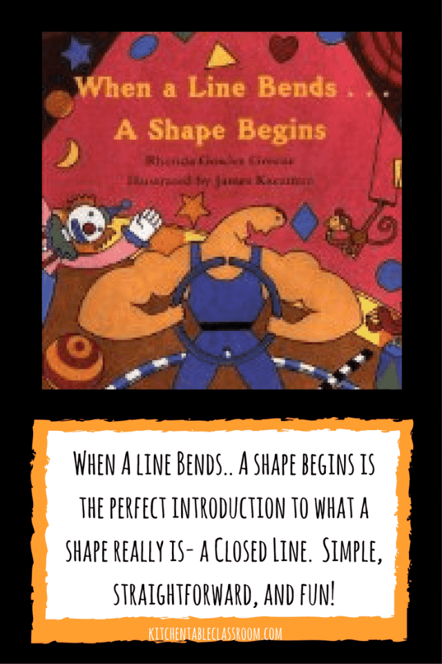 This book is an easy introduction to the element of shape!