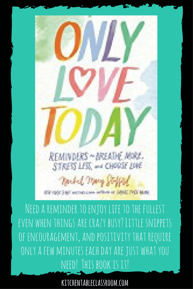 I love that what you know & what you can do can change at anytime! This is exciting news, right? This book is a good reminders of just that