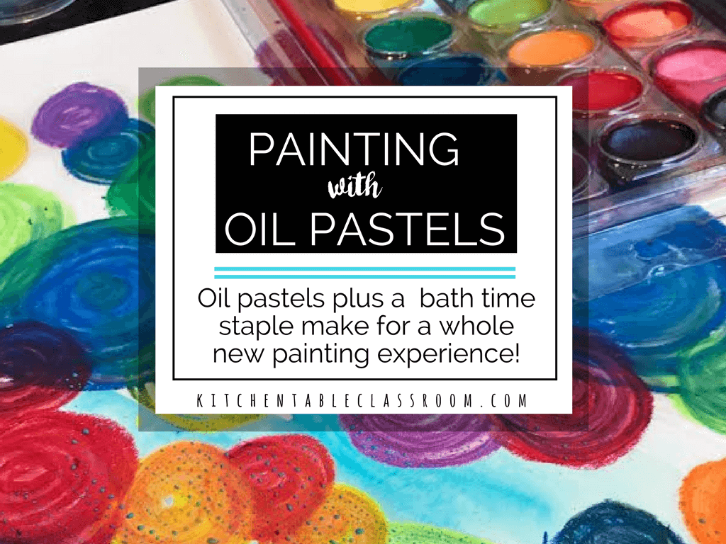 Oil Pastels A New Way To Paint