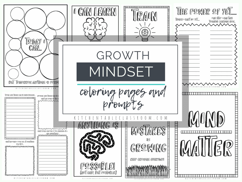 What Is Growth Mindset With Growth Mindset Activities