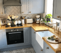 Best Wall Shades For Your Tiny Kitchen Small Kitchen Guides