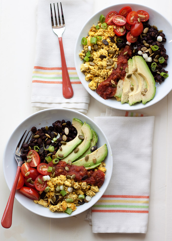 Plant Protein Power Breakfast Bowl