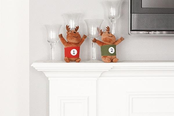 Roaming reindeer 9