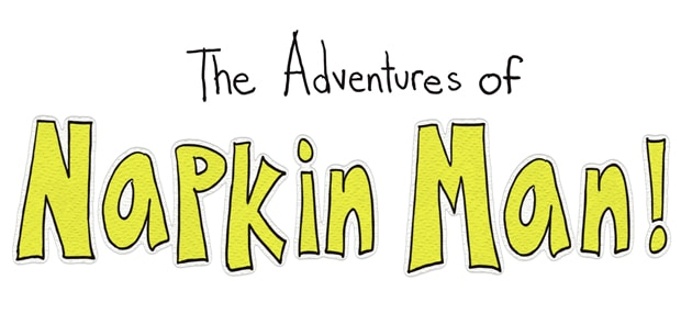 The Adventures of Napkin Man – Free interactive ebooks for ...