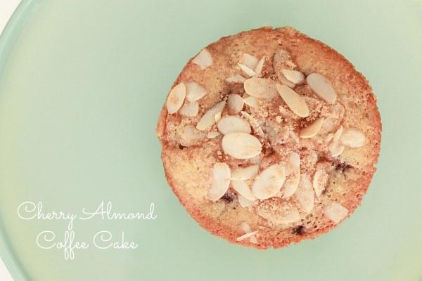 cherry almond coffee cake pin