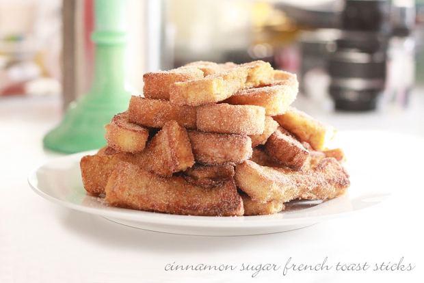 cinnamon sugar french toast sticks