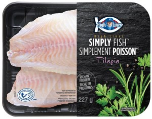 High Liner Simply Fish Tilapia