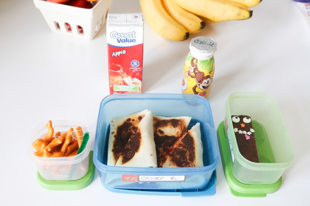 Easy Budget Friendly Kids Lunches