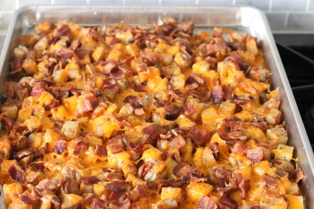 how to make crispy potatoes in the oven