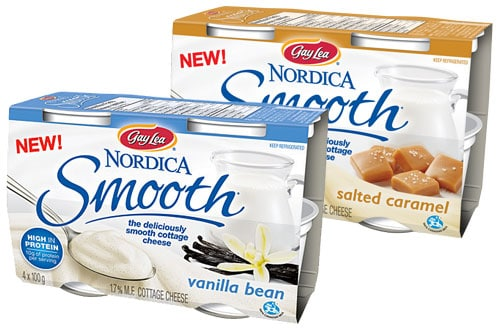 nordica smooth cottage cheese