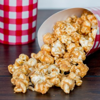 My ultimate caramel corn recipe is exactly what you need to put your family game or movie night over the top!