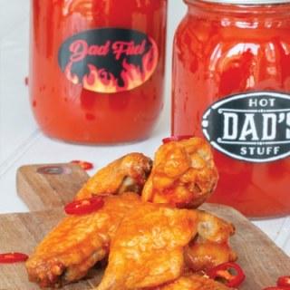 Cayenne Pepper Hot Sauce
