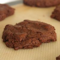 Ultimate Triple Chocolate Cookie