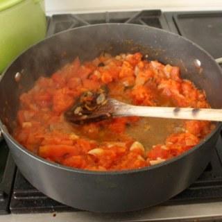 Roma Tomato Pasta Sauce