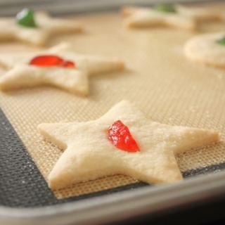Rolled Shortbread Cookies
