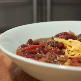 Classic Chili – This means beans!