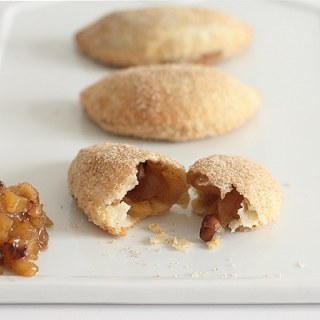 Apple Walnut Empanadas