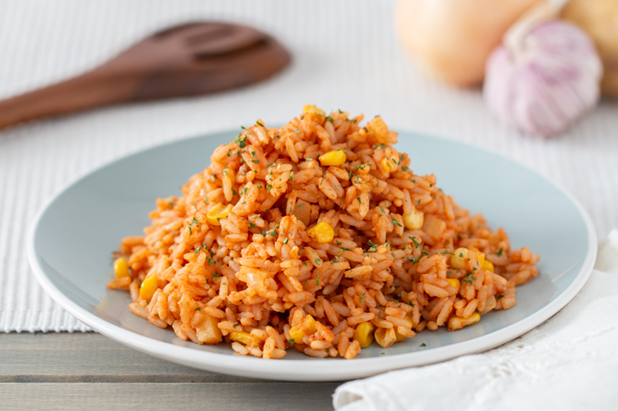 Mexican Rice - Restaurant Style