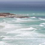 Stradbroke Island Australien Brandung
