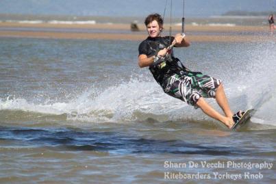 Kitesurfing In Australia