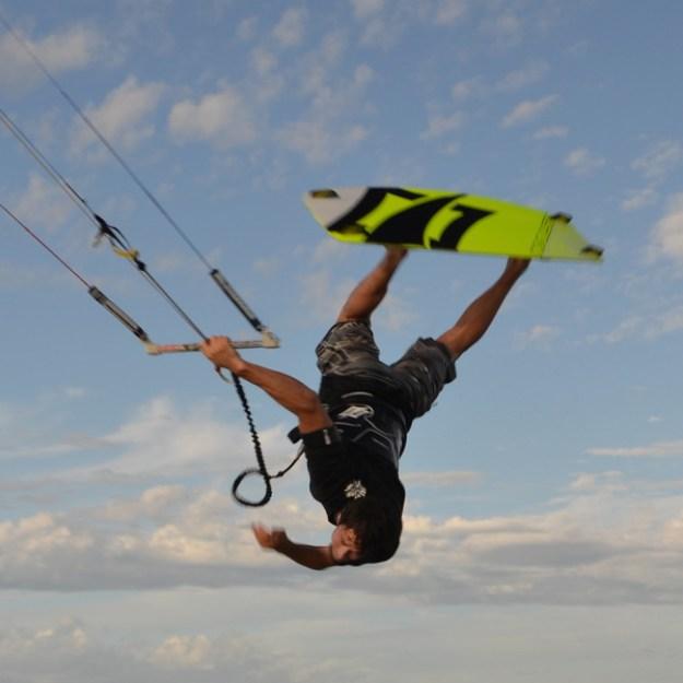Learn to Kitesurf - Kiteboarding Cairns Australia