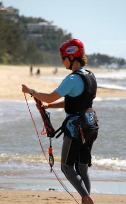 Kitesurfing - Kiteboarding Cairns Australia - KBC