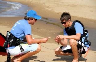 Kitesurfing Australia - kitesurf lessons