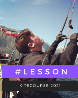 2 Kitesurfing lessons all inclusive