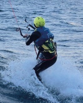 come and try kitesurfing