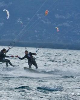 4 Lezioni  kitesurf tutto incluso