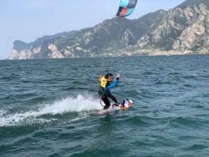 Read more about the article Lezioni Private Kitesurf