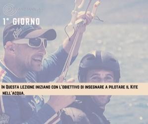 Read more about the article pacchetto corso kite e alloggio sul garda