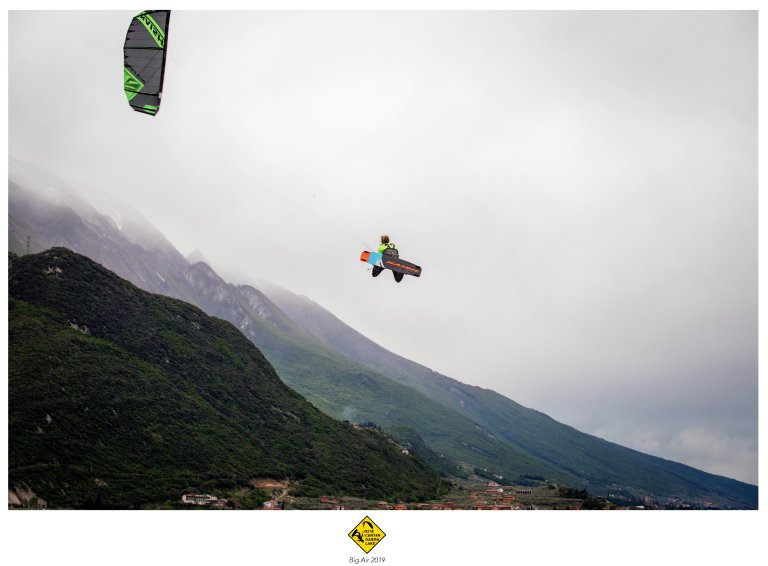 Bodydrag – kite Beginner