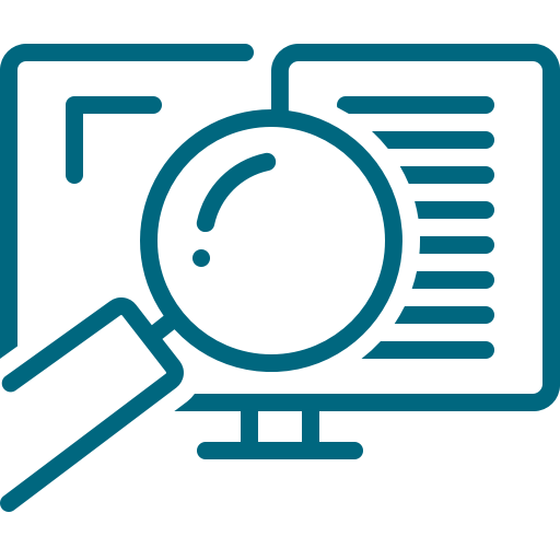 Auditing services icon
