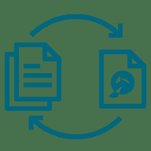 system conversion icon
