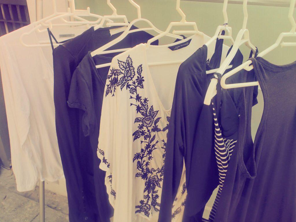 meine 6 - Monate- Asien-Garderobe