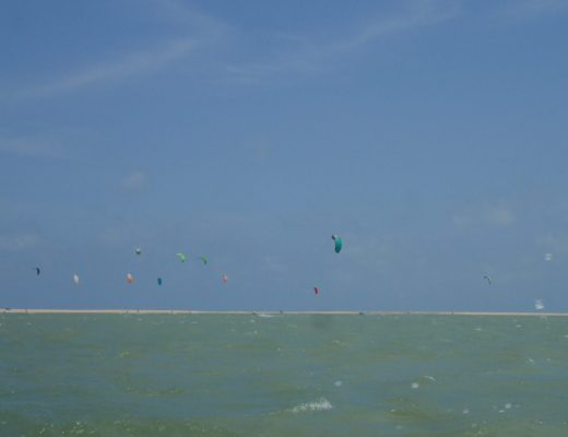 Sri Lanka kitesurfing
