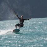 Kitesurfing Urner See – durch die Böen zu den Sternen