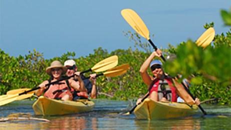 Turks & Caicos - Kayak