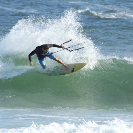 Waves at Barra da Tijuca