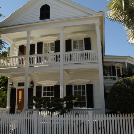 Homes Key West Style