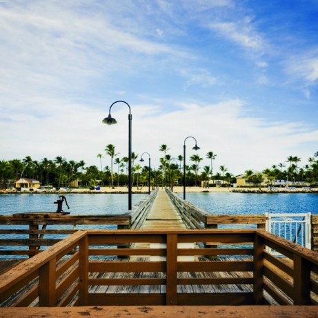 Islander Pier