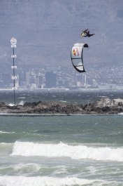 Red Bull King of the Air current champ, Kevin Langeree