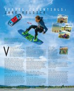 Travel feature in Kiteworld magazine issue #75