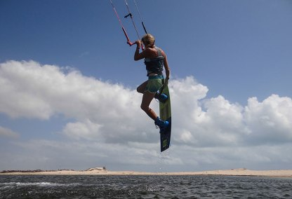 Kitesurfing Taiba Brazil Kiteworld Magazine Travel Guide 2016