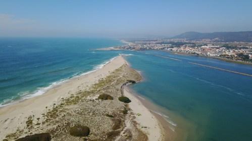 Esposende Portugal kiteboarding