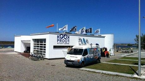 Kook Proof, Esposende - Portugal Kiteworld Magazine 2016 Travel Guide