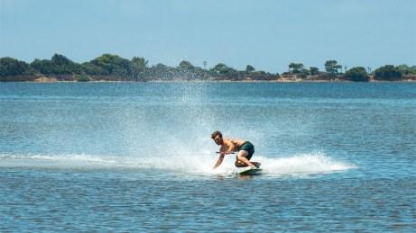 Wakeboarding - ProKite Alby Rondina