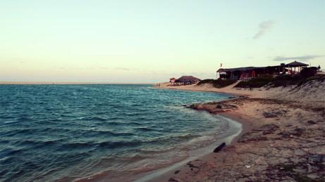 Taiba Lagoon, Brazil