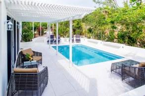 Villa pool, Vila Escencia Turks and Caicos Islands